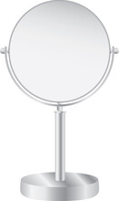 Double-sided Rotating Mirror