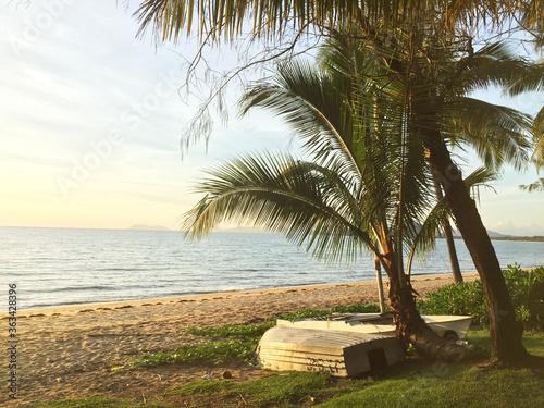 Canvastavla Palm Cove in Far North Queensland, Australia