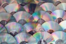 Full Frame Shot Of Multi Color...