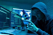 Hacker Fraudulently Use Credit...