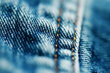 Jeans Denim Texture Close Up ,...