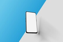 Realistic Smartphone Mockup Wi...
