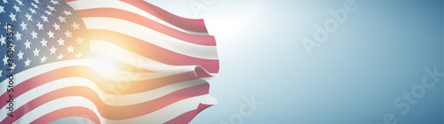 USA Fototapete