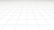 Vector Perspective Grid. Detai...