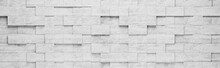 Gray Rectangles 3D Pattern Background