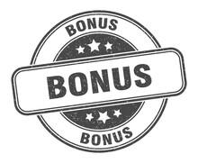 Bonus Stamp. Bonus Round Grung...