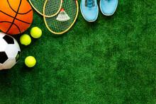 Sport Games Equipment - Balls,...