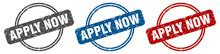 Apply Now Stamp. Apply Now Sig...