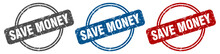 Save Money Stamp. Save Money S...