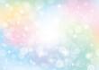 キラキラと光る抽象的な背景