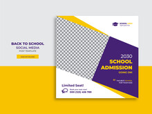 Back To School Admission Promo...
