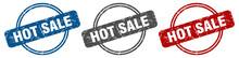 Hot Sale Stamp. Hot Sale Sign....