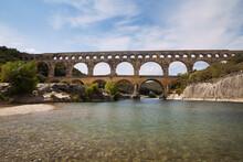 """Antique Roman Bridge Called """"""""..."""