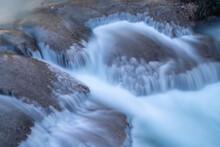 Rapids On Long Exposure