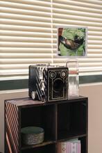 Vintage Camera As Home Decor
