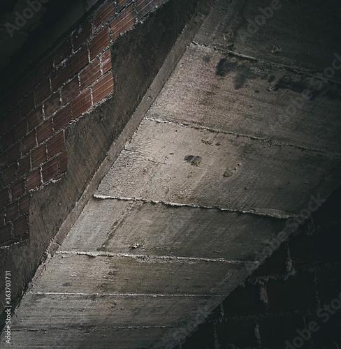 Fototapety, obrazy: grunge concrete wall