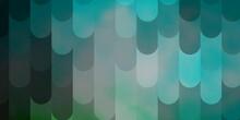 Light Blue, Green Vector Templ...