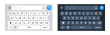 Realistic Mobile Keyboard Smar...