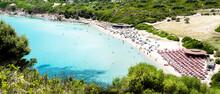 Sardinia And Mediterranean Sea...