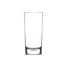 High Ball Glass For Long Drink Isolated On White. Hand Drawn Illustration. Pencil Sketch Of Empty Glassware For Alcohol Drink. Design Element For Bar And Restaurant Menu, Recipes, Flyers.