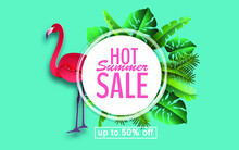 Summer Sale Banner Template Wi...