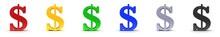 Dollar Symbol Dollar Sign 3d R...
