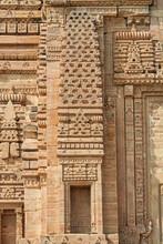 Carving In Teli Ka Mandir Temp...