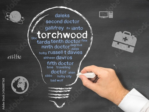 Photo torchwood