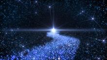 Space Stars Galaxy Milkyway Ro...