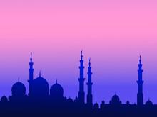 Sheikh Mosque United Arab Emir...