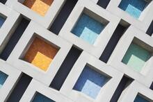 Full Frame Shot Of Built Structures