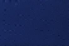 Blue Fabric Textile Close Up P...