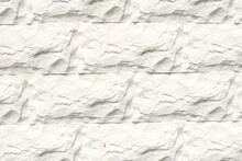 Surface Of White Embossed Dec...