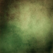 canvas print picture - Green grunge texture