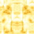 canvas print picture - Watercolor Seamless Textile Pattern. Light Golden