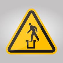 Beware Bottomless Pit Symbol S...