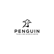 Creative Modern Penguin Animal...