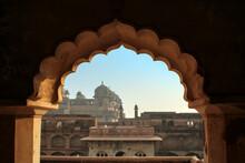 Jehangir Mahal (Orchha Fort) I...