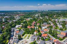 Rybnik. Poland. Aerial View Of...