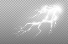 Realistic Lightning And Thunde...