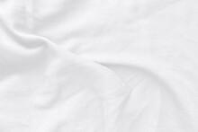 Texture Background White Fabri...