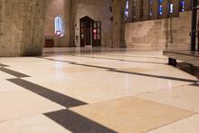 Interior Of The Church Of Basi...