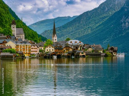 Photo SalzkammergutHallstatt;Oberösterreich;Österreich;Europa