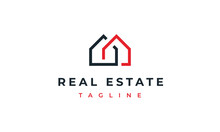 Real Estate Logo Concept Architecture Building Logo Design House Logo Home Construction Company Logo Realty Rent Home Logo Symbol Icon Vector Template