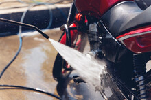 Motorcycle Car Wash Motorcycle...