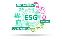 ESG Concept As Environmental A...