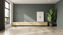 Minimalist Interior Of Modern ...