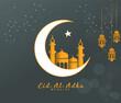 eid al adha illustration