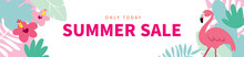Summer Abstract Background Des...
