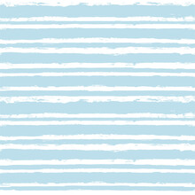 Hand Drawn Striped Pattern, Ba...